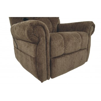 Ernestine Truffle Power Lift Recliner 9760212 Lift Chairs