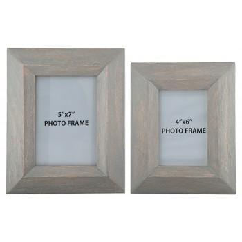 Cadewyn - Gray - Photo Frame (Set of 2)