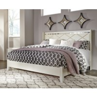 Dreamur King Panel Footboard with Rails