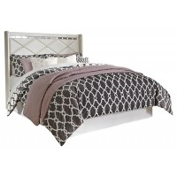 Dreamur - Champagne - Queen Panel Headboard