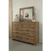 Cinrey - Medium Brown - Bedroom Mirror