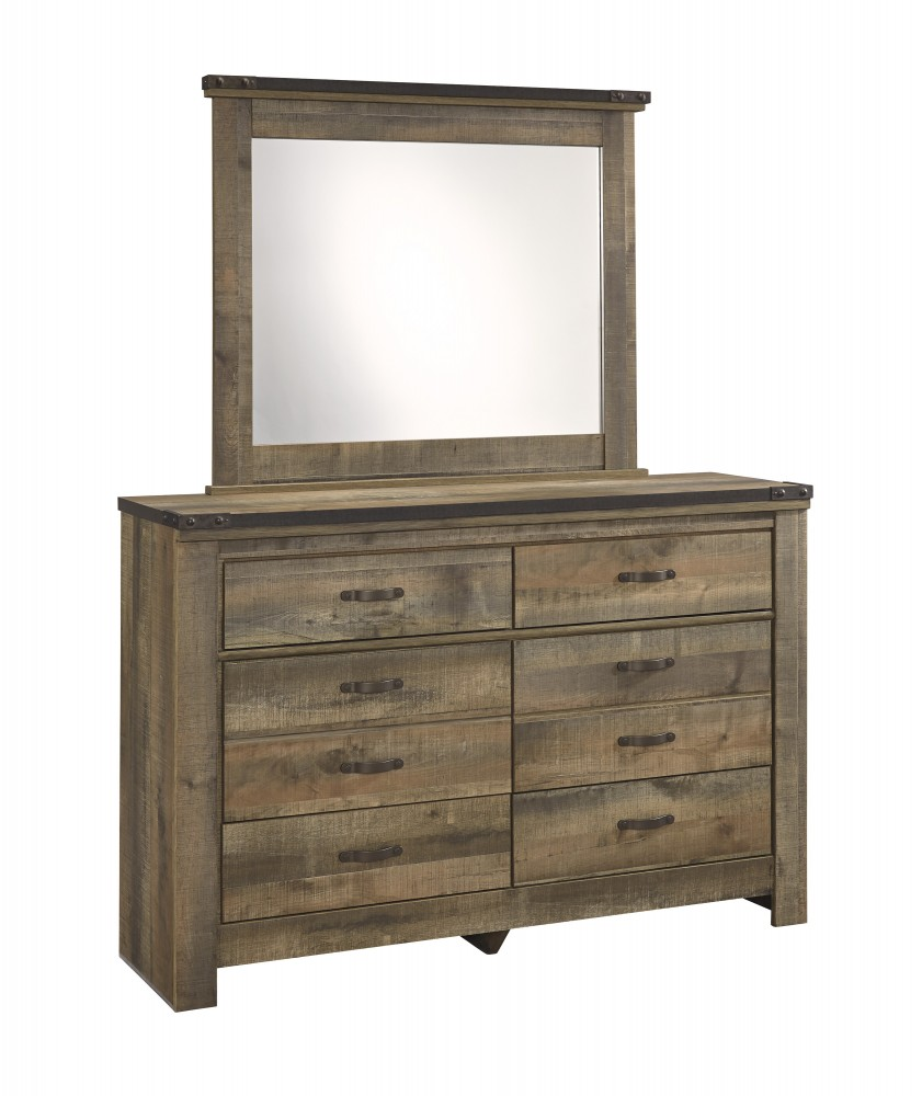Trinell - Brown - Youth Dresser