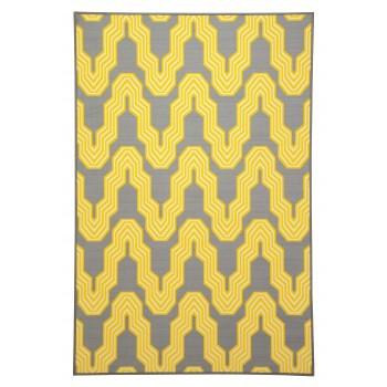 Nimat - Yellow - Medium Rug