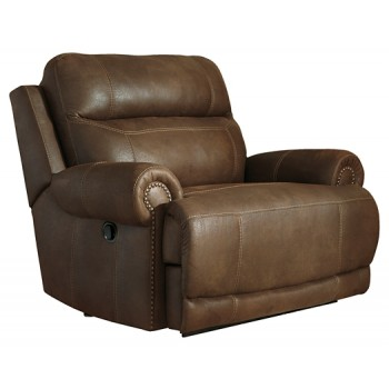 Austere Brown Zero Wall Recliner 3840052 Recliners