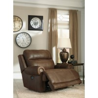 Austere - Brown - Zero Wall Recliner