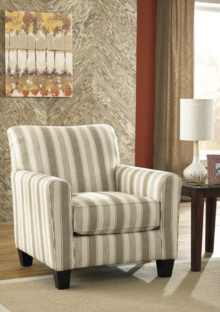 Laryn - Khaki - Accent Chair