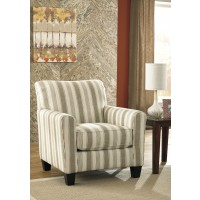Laryn - Khaki - Accent Chair