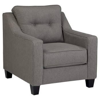 Brindon - Charcoal - Chair