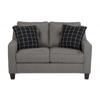 Brindon - Charcoal - Loveseat