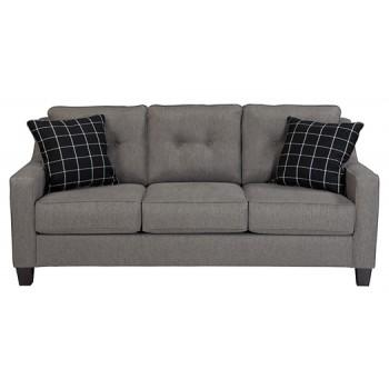 Brindon - Charcoal - Queen Sofa Sleeper