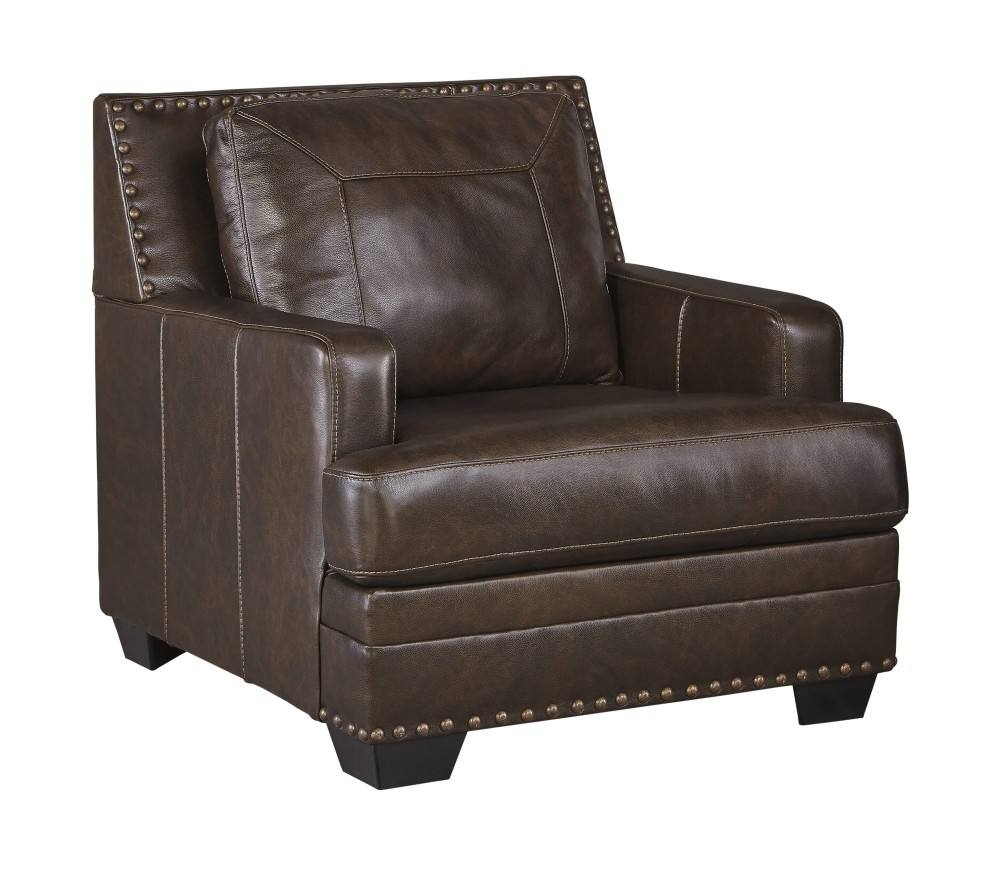 Corvan - Antique - Chair - Corvan - Antique - Chair 6910320 Leather Chairs St. Lucie
