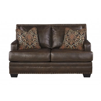 Corvan - Antique - Loveseat