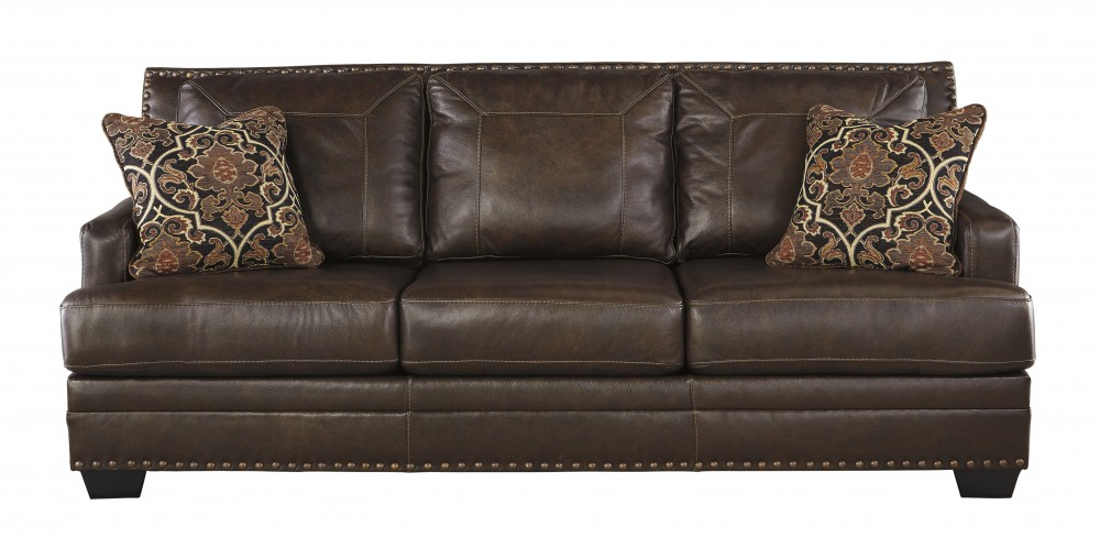 Corvan - Antique - Sofa - Corvan - Antique - Sofa 6910338 Leather Sofas Geneva Discount