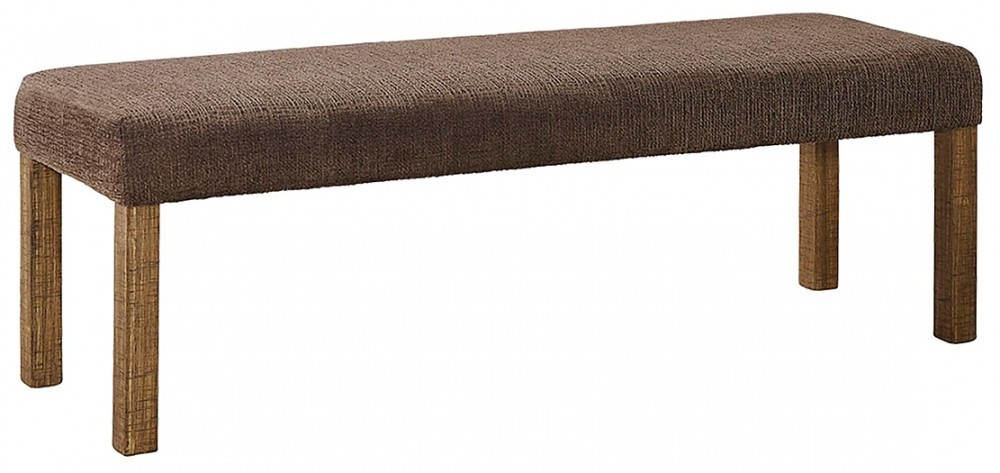 Tamilo - Gray/Brown - Large UPH Dining Room Bench