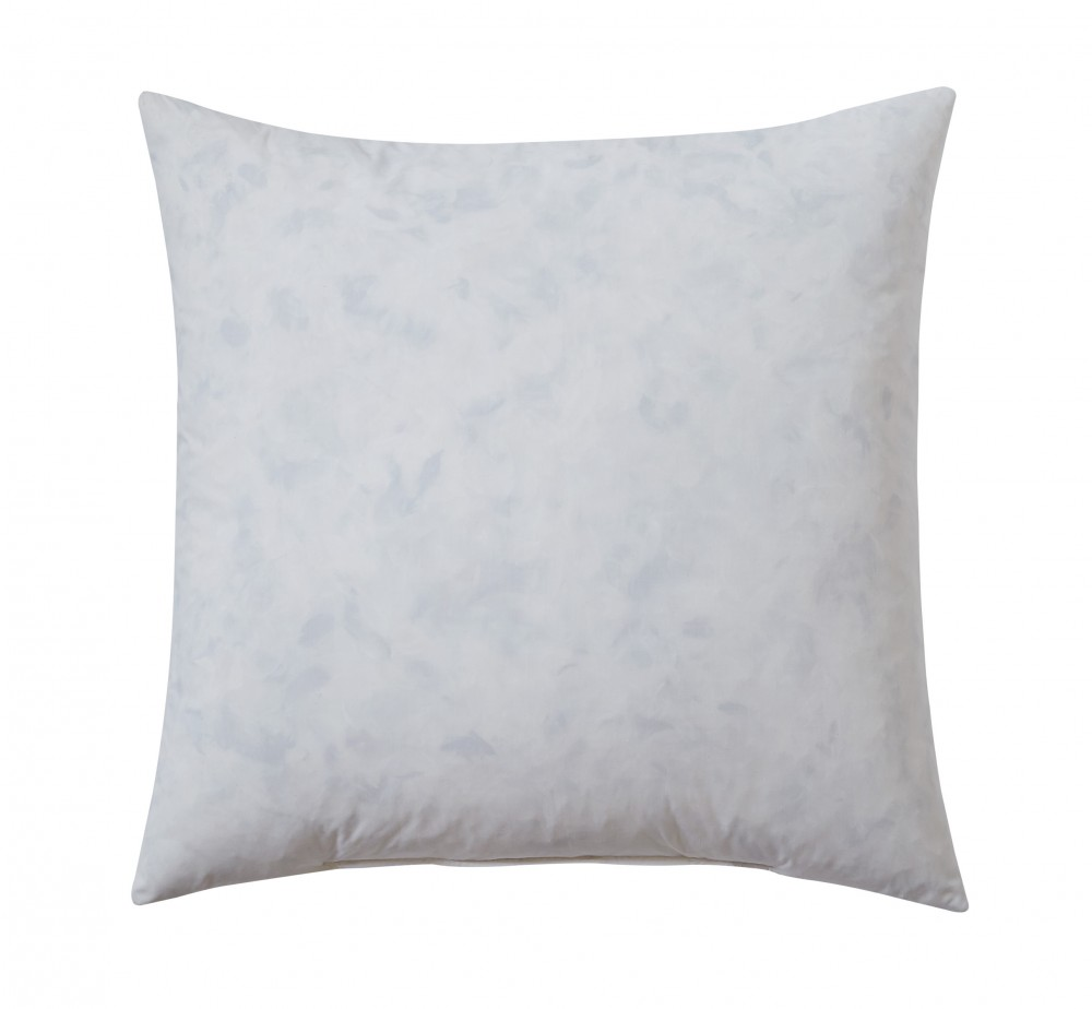Feather-fill - White - Large Pillow Insert