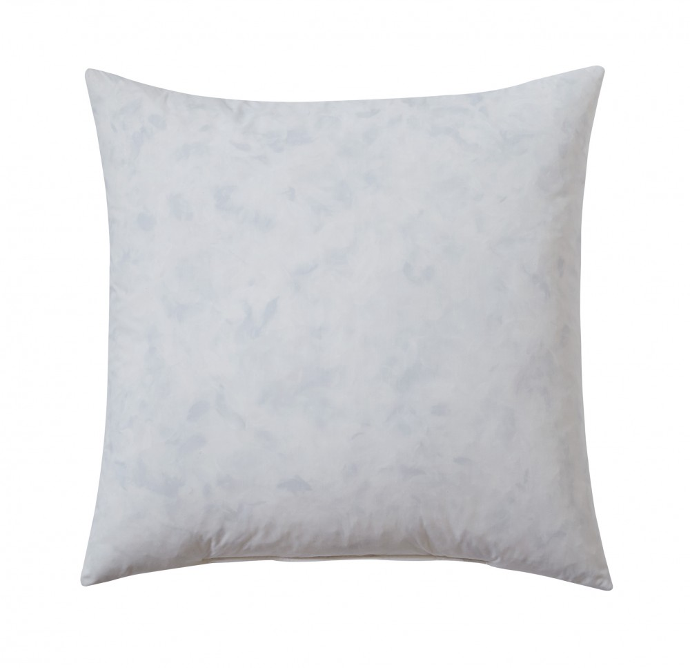 Feather-fill - White - Medium Pillow Insert