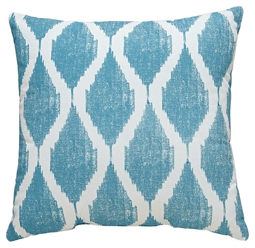 Bruce - Turquoise - Pillow