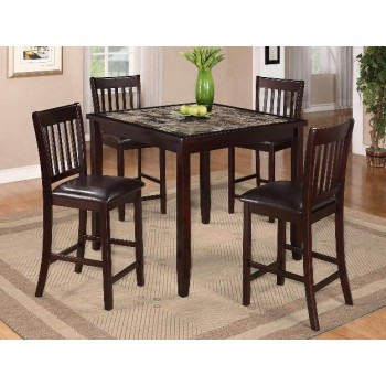 Cascade Counter Height Dining Set