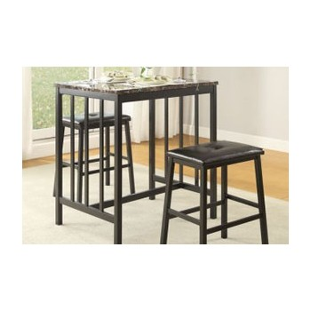 Edgar Counter Height Dining Set