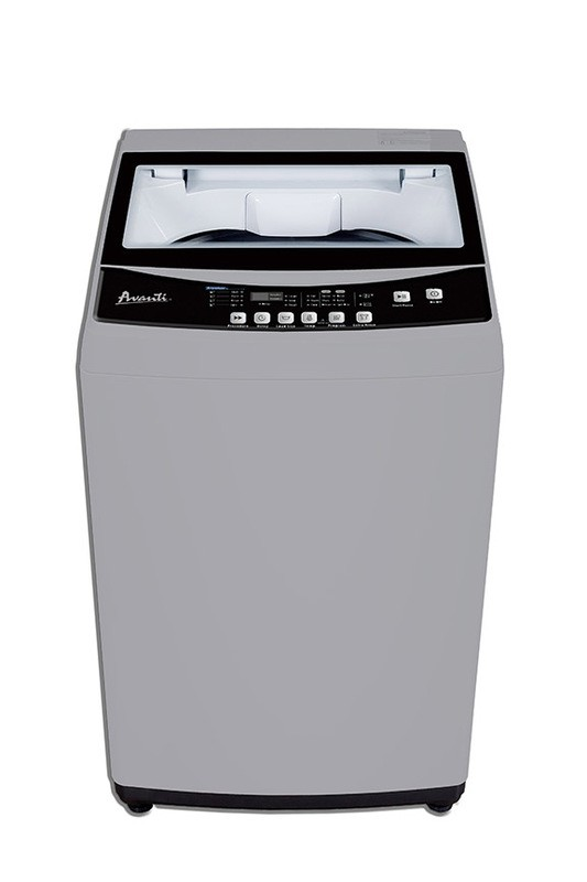 Avanti Model STW20D2P - 2.0 CF Top Load Washer - Platinum