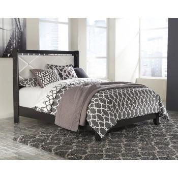 Fancee Queen Panel Bed