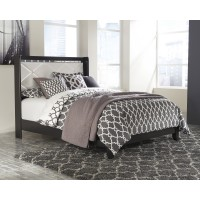 Fancee Queen Panel Bed