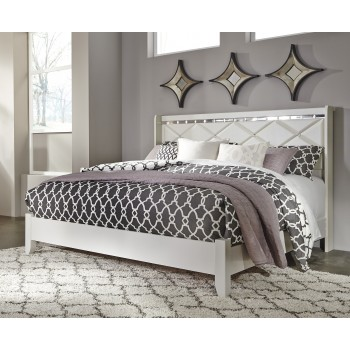 Dreamur King Panel Bed