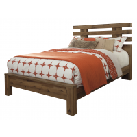 Cinrey Queen Panel Bed