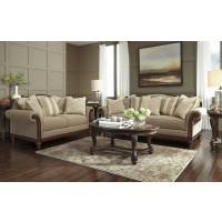 Berwyn View - Quartz - Sofa & Loveseat