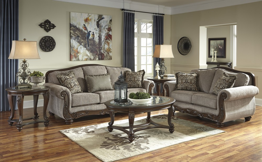 Strange Cecilyn Cocoa Sofa Loveseat Ocoug Best Dining Table And Chair Ideas Images Ocougorg