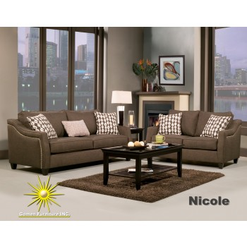 Nicole Living Room Group
