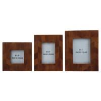 Kabecka - Brown - Photo Frame (Set of 3)