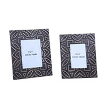 Marquise - Antique Black - Photo Frame (Set of 2)
