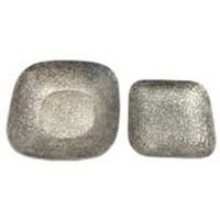 Jamari - Pewter Finish - Tray (Set of 2)