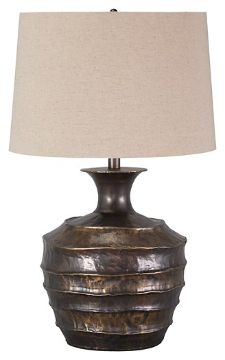kymani antique bronze finish metal table lamp 1 cn lamps