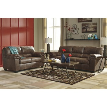 Bladen - Coffee - Sofa & Loveseat