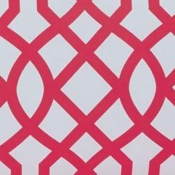 Loomis - Fuchsia - Twin Comforter Set