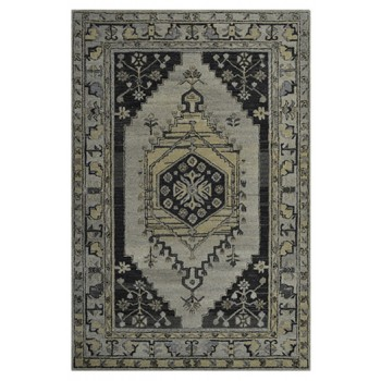 Dallan - Gray - Large Rug