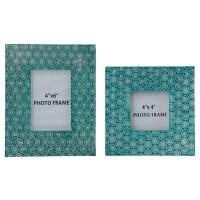 Bansi - Teal - Photo Frame (Set of 2)