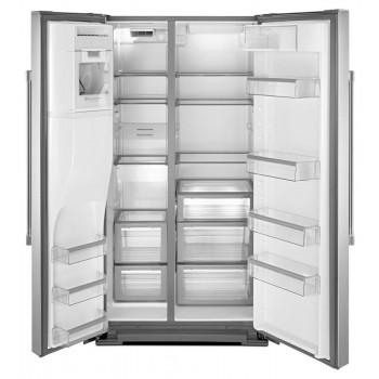 MAYTAG 21 cu. ft. Side-by-Side Refrigerator with Counter Depth Styling