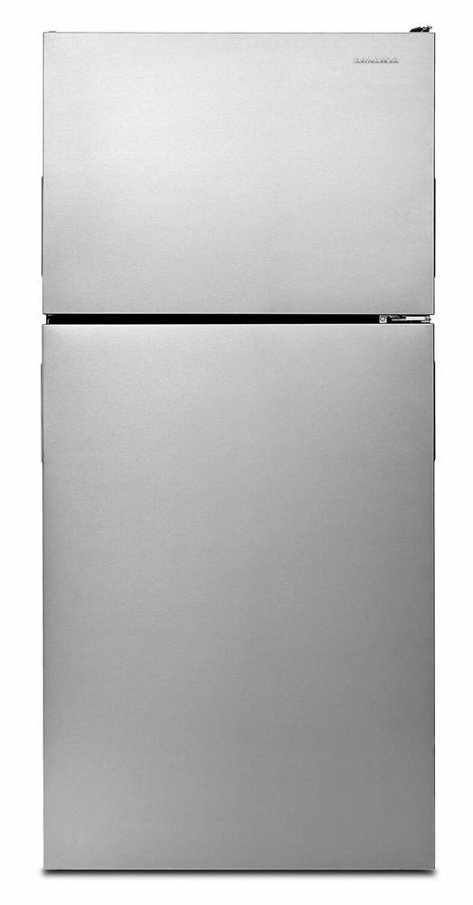 AMANA 30-inch Wide Top-Freezer Refrigerator with Garden Fresh(TM) Crisper Bins - 18 cu. ft. - CS