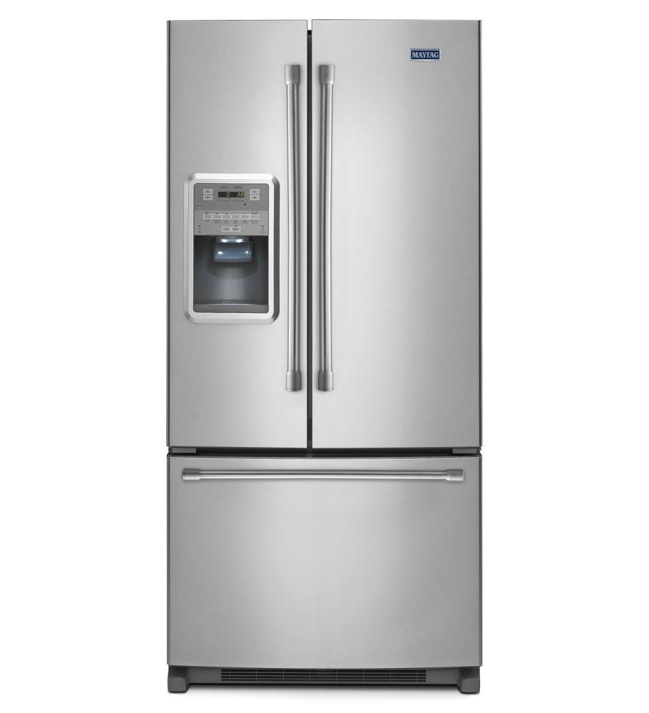 MAYTAG CANADA French Door Refrigerator with Wide-N-Fresh Deli Drawer