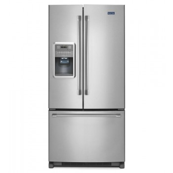 MAYTAG CANADA French Door Refrigerator with Wide-N-Fresh Deli Drawer