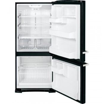 GENERAL ELECTRIC GE Artistry Series ENERGY STAR(R) 20.3 Cu. Ft. Bottom Freezer Refrigerator