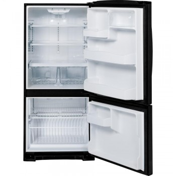 GENERAL ELECTRIC GE(R) 20.3 Cu. Ft. Bottom Freezer Refrigerator