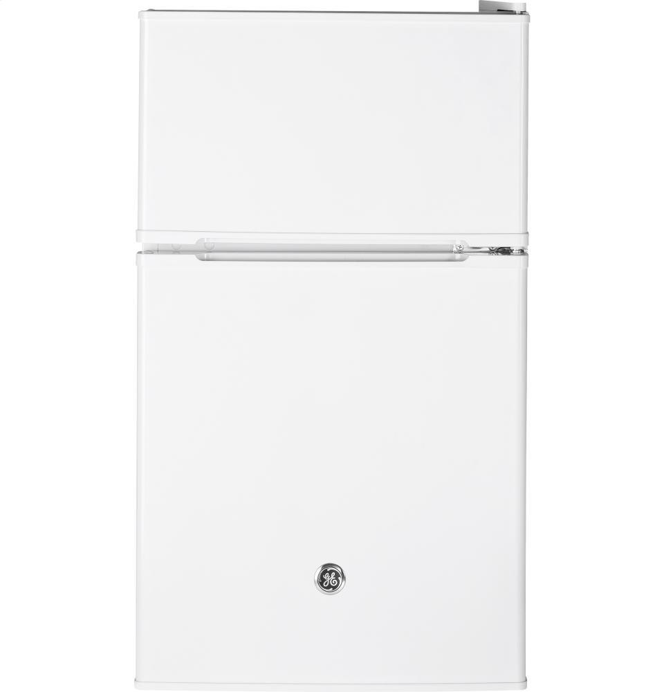 General Electric Ge R Double Door Compact Refrigerator