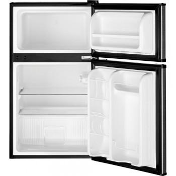 GENERAL ELECTRIC GE(R) Double-Door Compact Refrigerator