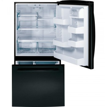 GENERAL ELECTRIC GE(R) ENERGY STAR(R) 23.2 Cu. Ft. Bottom-Freezer Drawer Refrigerator