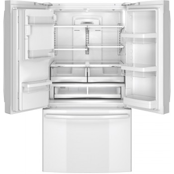 General Electric Ge R Energy Star R 27 7 Cu Ft French