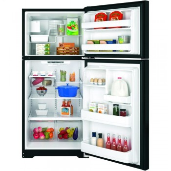 GENERAL ELECTRIC GE(R) ENERGY STAR(R) 18.2 Cu. Ft. Top-Freezer Refrigerator